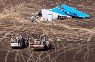 Российский лайнер погиб от взрыва бомбы на борту