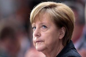 Где же Меркель?