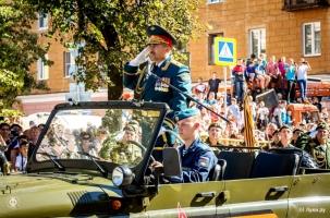 На мине подорвался генерал Петр Милюхин