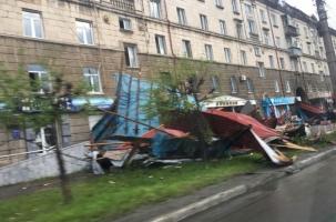 Ураганное лето 2017-го: Свердловская область