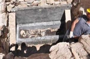 Кладоискатели чуть не продали гробницу жандармам