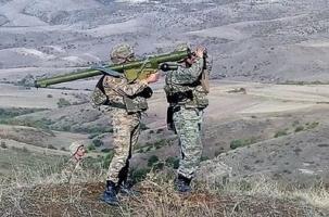 Заговорили пушки. Армения – Азербайджан