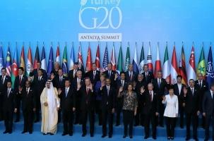 Фон встречи лидеров G 20 – теракты в Париже