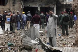 Взрыв в медресе: более 125 человек ранены