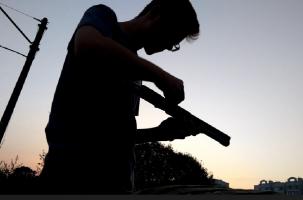 Подросток открыл стрельбу в своей школе