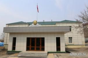Генконсульство КНДР переехало из Находки во Владивосток
