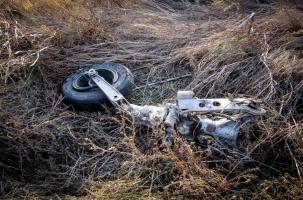 Разбился  23-летний  пилот штурмовика