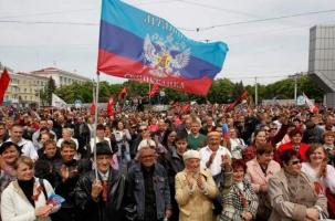 Итоги выборов в ДНР и ЛНР