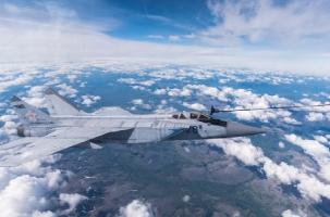 4 000 км: беспосадочный полет МИГ-31