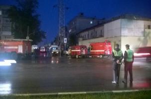 Пожар в карцере Ульяновского СИЗО