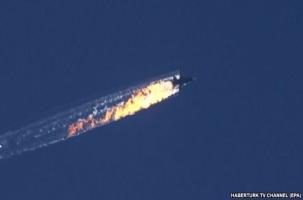 Турция сбила российский самолет