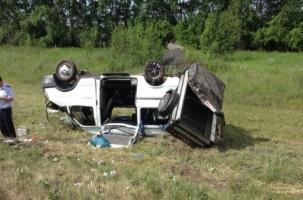 «Газель» с юными спортсменами попала в аварию