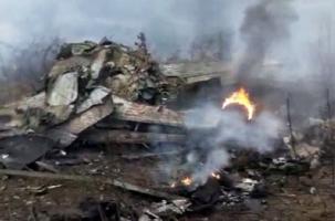 Авиакатастрофа в Китае