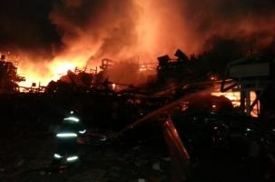 Пожар на НПЗ ликвидирован