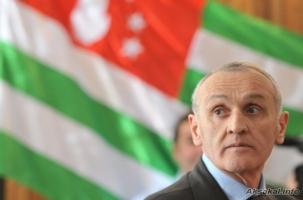 В Абхазии идут митинги