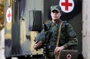Если коронавирус нападет на российскую армию