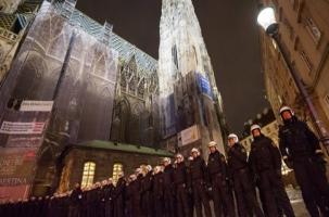 Угроза теракта в столицах Европы на Новый год