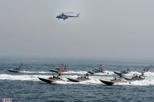 Вертолетчик ВМС США увидел, как в него целится иранская зенитка