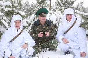 ФСБ перечислила российско-белорусскую границу