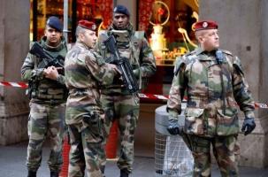 Ницца: нападение  на  еврейский центр