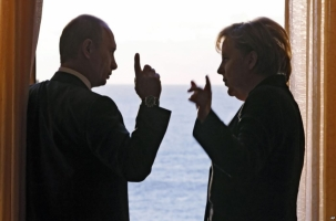 Ангела Меркель снова отменяет встречу с Владимиром Путиным