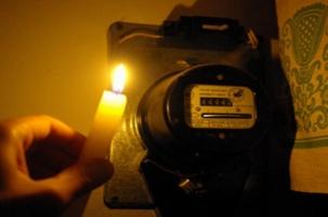 Энергетическая блокада Крыма