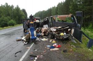 ДТП: в 4 утра погибли 11 человек