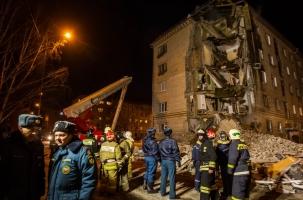 В Тюмени рухнула часть дома