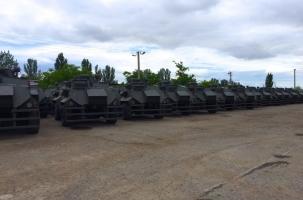Лондон продал Киеву 55 БТР Saxon