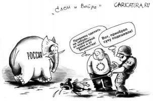 Российские олигархи борются с Путиным?