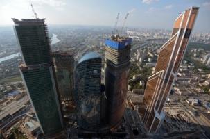 Центр Москвы один из самых дорогих офисных районов мира