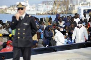 Криминальный бизнес на беженцах