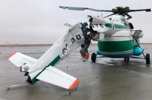 Принцип домино против вертолета