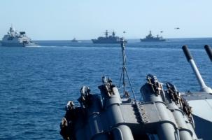 Начались маневры США и Украины в Черном море