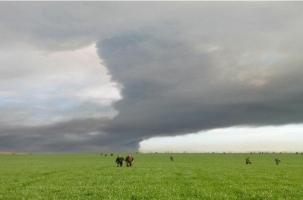 Канонада на ростовском полигоне