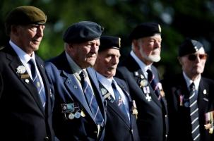 Торжества в честь D-Day