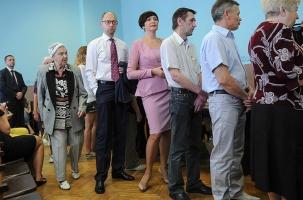 Выборы на Украине состоялись
