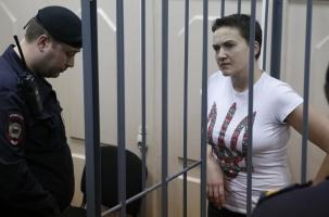 Савченко грозит 23 года несвободы