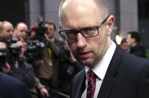 Яценюк назвал условия выборов на Донбассе