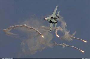 Разбился МиГ-29 ВС Белоруссии. Пилот жив