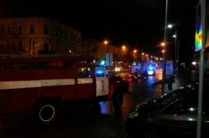 Ночью напали на российские банки