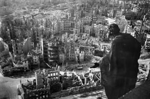 70 лет бомбардировке Дрездена