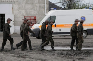 Украина: от взрыва погибли 8 шахтеров