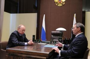 Президент принял отставку липецкого губернатора